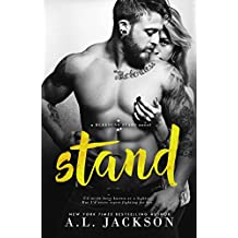 Stand: A Bleeding Stars Stand-Alone Novel (English Edition)