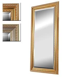 Jago wspg01 specchio da parete cornice oro - Specchi da parete amazon ...