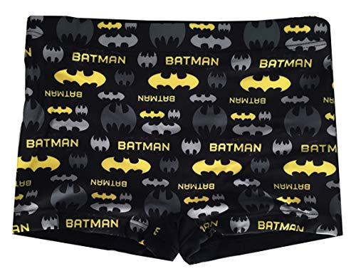 Batman Säuglings Kostüm - Batman Boys Badeshort (9/10 Jahre)
