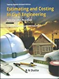 #10: Estimating And Costing in Civil Engineering (Theory & Practice)