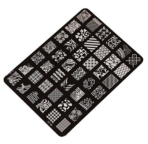 Ularma Moda Imagen placa impresión estampación