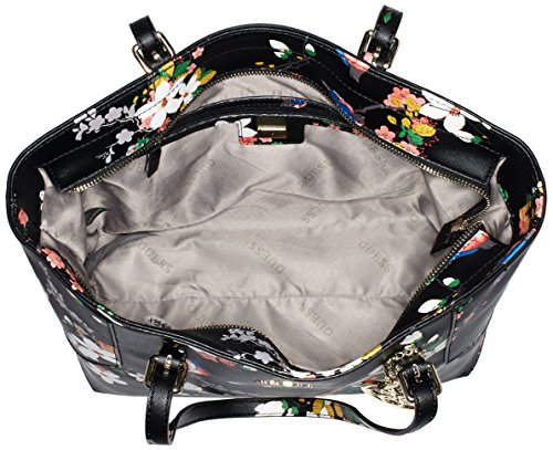 Carryall Guess Black Handtaschen Multi Schwarz Isabeau Damen Einheitsgröße 1RwREq6Tx
