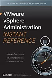 VMware vSphere 5 Administration Instant Reference by Kusek, Christopher Published by Sybex 2nd (second) edition (2011) Paperback