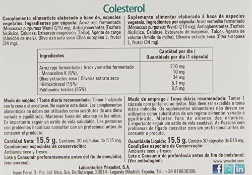 Zentrum Colesterol - 30 Cápsulas