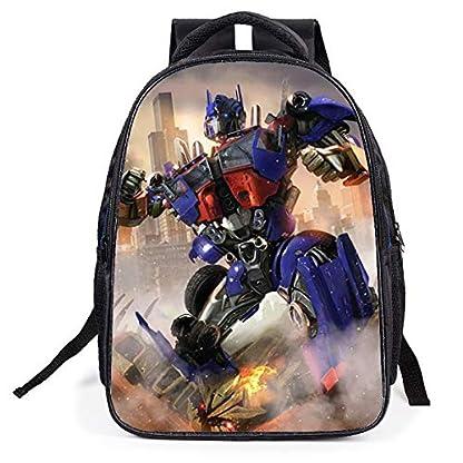 51l rms%2B6SL. SS416  - Mochila Infantil Tendencia De Dibujos Animados Mochila Transformers Primaria Mochila Escolar