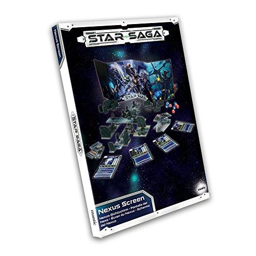 Star Saga 79251-Bildschirmschutzfolie für das Nexus Nexus Star