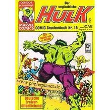 zustand 1 Marvel Special // Comic Der Unglaubliche HULK 7 Heft Nr