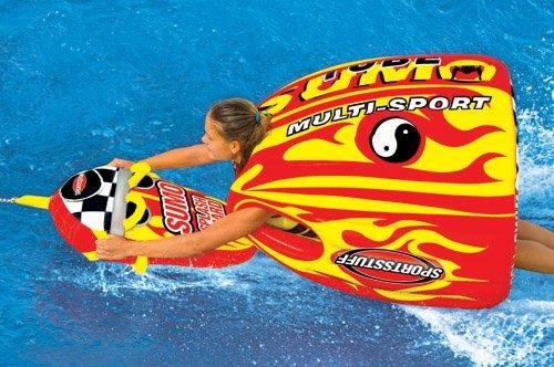 Sportstuff Sumo -Schlauch und Spritzschutz (Towable Schlauch)