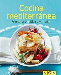 Cocina mediterránea: Nuestras 100 mejores recetas en un solo libro (Spanish Edition)