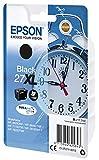 Epson Original T2711 Tinte, Wecker, wisch- und wasserfeste XL (Singlepack) schwarz für Epson Original T2711 Tinte, Wecker, wisch- und wasserfeste XL (Singlepack) schwarz