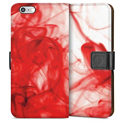 Apple iPhone 5c Housse Étui Protection Coque Sang Eau Water Sideflip Sac