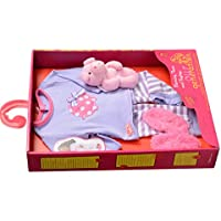 Our Generation 18-inch Morning Noon and Nighty Regular Doll Outfit