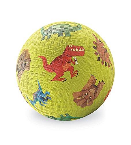 Crocodile Creek Dinosaurier Spielplatz Ball, Grün, 12,7cm