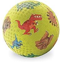 "Crocodile Creek Dinosaurios Parque Infantil Pelota, Verde, 5"""