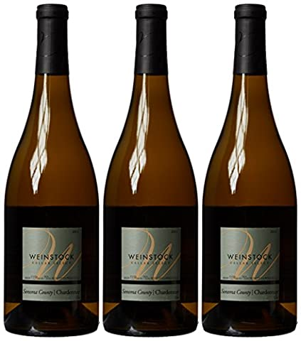 Weinstock Wine Cellar Select Chardonnay 75 cl (Case of 3)