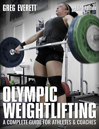 Zoom IMG-2 olympic weightlifting a complete guide