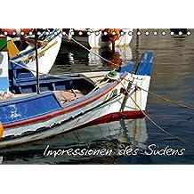 Impressionen des Südens (Tischkalender immerwährend DIN A5 quer): Malerische Momente der Ruhe und des Glücks auf Santorini und Kreta (Tischkalender, ... [Kalender] [Oct 13, 2013] Loos, Alexandra