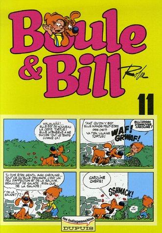 Boule et Bill, Tome 11 :