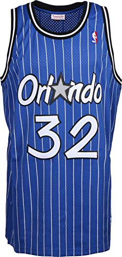 Mitchell & Ness Shaquille O Neal 1994-95 Orlando Magic Replica Swingman NBA Jersey HWC Basketball Trikot