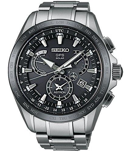 Seiko Herren-Armbanduhr SSE045J1