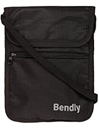 Bendly Travel Neck Stash Wallet, Easy Strings A1