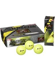 Srixon Z - Pelota de golf para hombre, color amarillo