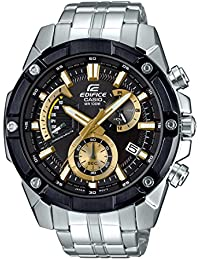 Casio Edifice Analog Black Dial Men's Watch-EFR-559DB-1A9VUDF (EX394)