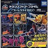 capsula entera Transformers Prime armas Micron juego de 6