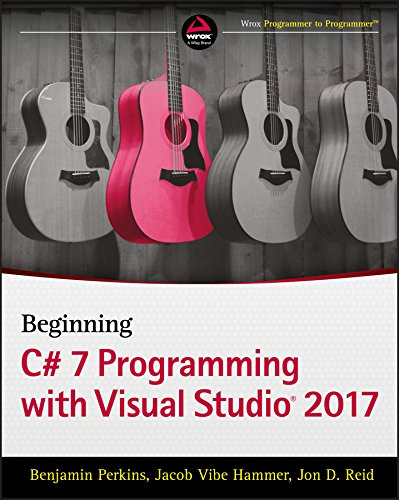 Beginning C# 7 Programming with Visual Studio 2017 (English Edition) - Windows Für Kindle-app 7