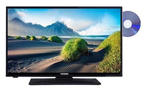 fernseher mit integriertem dvd Telefunken XH28D101D 72 cm (28 Zoll) Fernseher (HD Ready, Triple Tuner, DVD-Player)