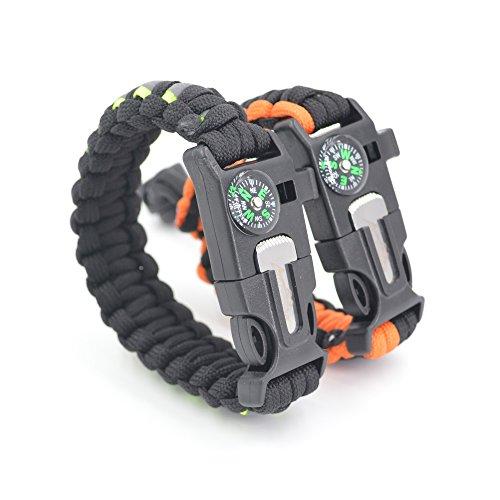 auchee-di-sopravvivenza-del-braccialetto-di-paracord-2-confezione-striscia-riflettente-misura-adatta