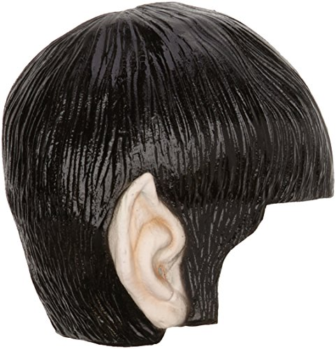 Rubies Rubie's Masquerade UK - Wig with ears for Spock costume (vinyl)