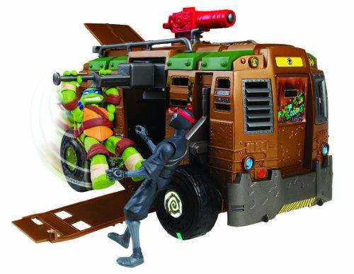 Image of Teenage Mutant Ninja Turtles Shell Raiser Vehicle (Turtles not included)