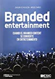 Branded entertainment (Libros profesionales)