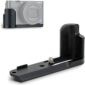 Metall Griff Für Sony Rx100 Vi Va V Iv Iii Ii Dsc Rx100 Elektronik