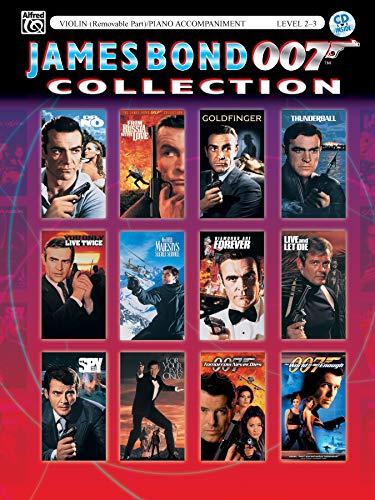 James Bond 007 Collection. Violine, Klavier