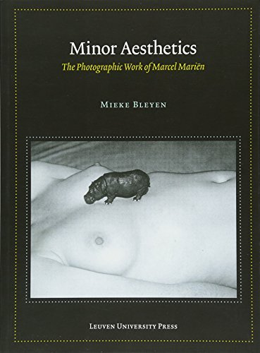 Minor aesthetics : The Photographic Work of Marcel Mariën