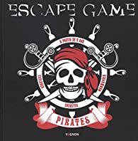 Escape game pirates par Eric Nieudan