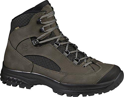 Hanwag Banks Ii Gtx, Chaussures de Randonnée Hautes Homme Gris (Asche)