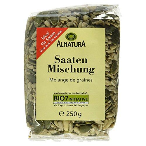 Alnatura Bio Saatenmischung, 6er Pack (6 x 250 g)