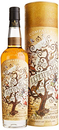 Compass Box SPICE TREE EXTRAVAGANZA Limited Edition Whisky (1 x 0.7 l) (Spice Tree)