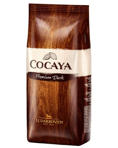 COCAYA Premium Dark Trinkschokolade 1000 g