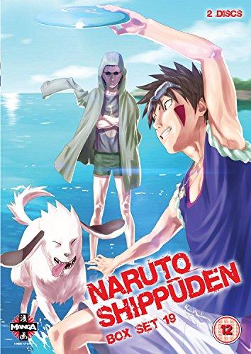 Naruto Shippuden - Box Set 19 (2 Dvd) [Edizione: Regno Unito] [Import italien]