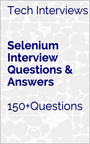 selenium interview questions answers by interviews tech