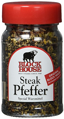 Block House Steak Pfeffer, 1er Pack (1 x 50 g)
