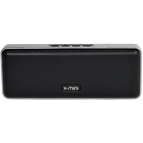X-mini Xoundbar XAM29-B IPX4 Splash-proof Certified Portable Bluetooth Speakers (Mystic Grey)