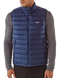 Patagonia M's Down Sweater Vest Navy Blue W/Navy Blue XXL
