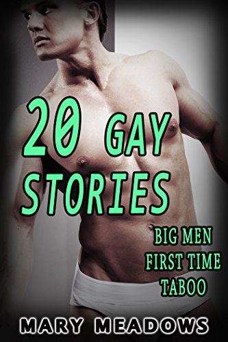 GAY: 20 Stories M/M First Time