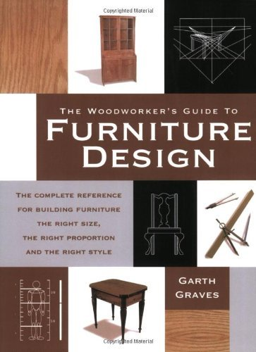 Woodworkers Guide to Furniture Design by Garth Graves (2002-01-01)