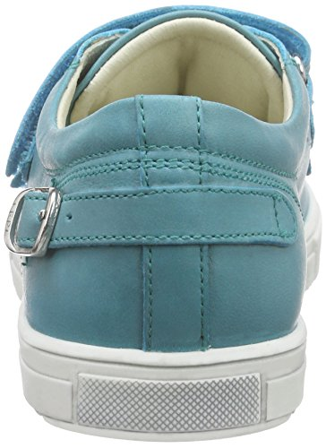 Lepi 3814lec, Baskets Basses fille Turquoise - Türkis (3814 C.04 TURCHESE)